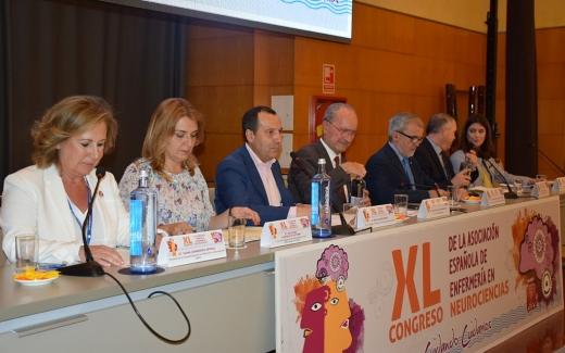 XL Congreso de la Asociación Española de Enfermería en Neurociencias