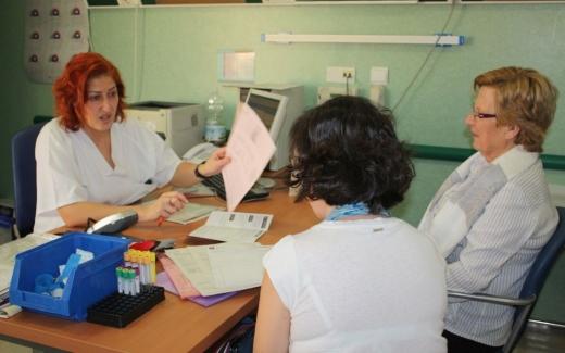 Consulta para pacientes con insuficiencia cardiaca crónica