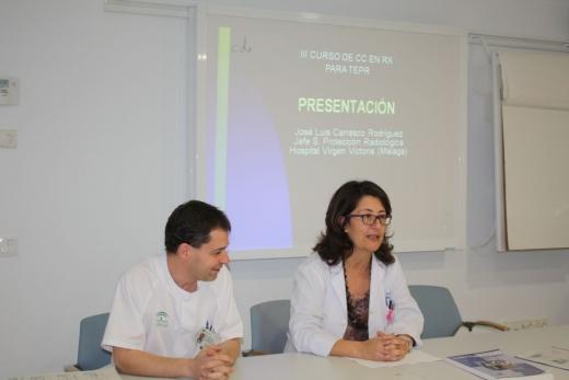 Presentación del curso práctico de Control de Calidad en Radiodiagnóstico