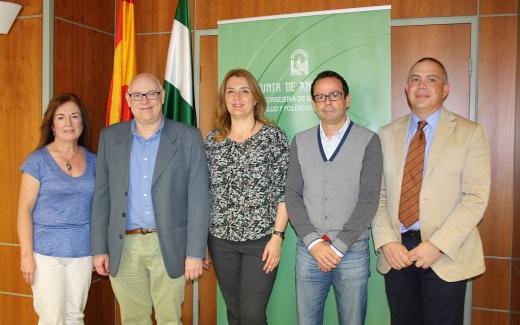 Tres profesionales de Enfermería malagueños representan a España