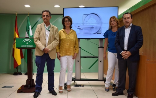 La sanidad pública malagueña contará con cinco nuevos equipos de resonancia