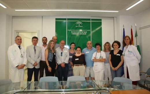 Escuela de Pacientes Insuficiencia Cardiaca Hospitales Públicos de Málaga
