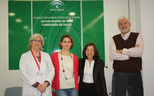 Profesionales del ámbito de la salud y la educación pública de Andalucía