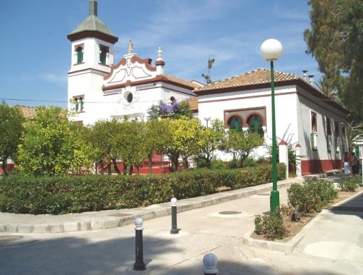 Hospital Marítimo de Torremolinos Fachada
