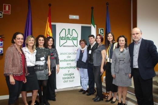 Asistentes al XXIX Congreso Nacional de Neumosur