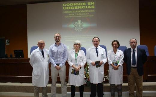 Unos 250 profesionales de los servicios de Urgencias y Emergencias de Andalucía