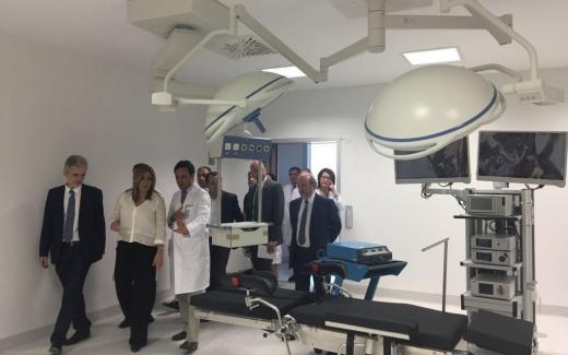 Susana Díaz inaugura el nuevo Hospital Valle del Guadalhorce