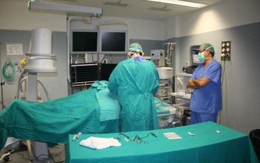 Sección de Arritmias del Hospital Universitario Virgen de la Victoria