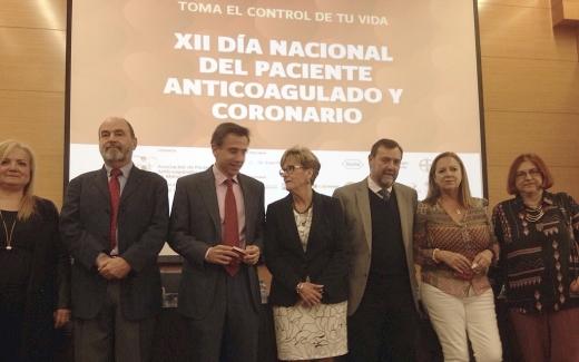 Celebración del XII Día Nacional del Paciente Anticoagulado y Coronario