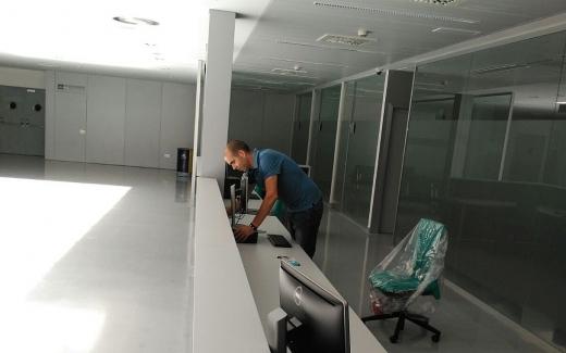 El Servicio Andaluz de Salud comienza a acondicionar el Hospital del Guadalhorce
