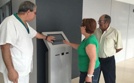 Hospital Valle del Guadalhorce, primeros pacientes