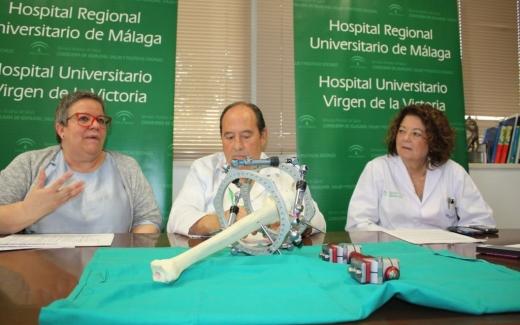 Presentación de la reunión para abordar los últimos avances en trastornos óseos