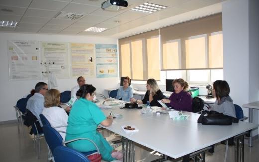 Comisión de la Lactancia Materna de Hospital Universitario Virgen de la Victoria