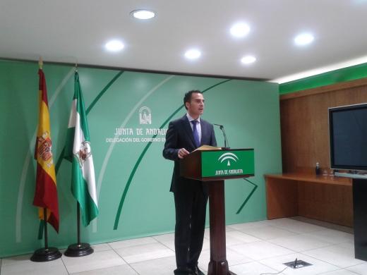 Daniel Pérez, delegado provincial de Salud y Bienestar Social