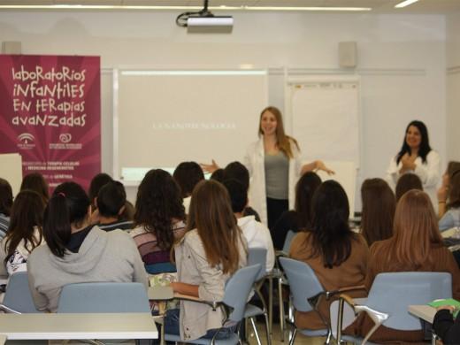 Los alumnos asistieron a una charla inicial sobre el tema, para luego visitar di