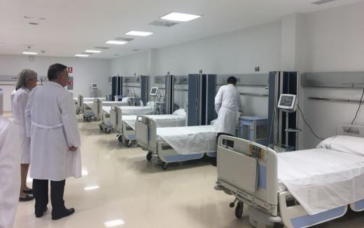 El Servicio de Urgencias del Hospital Valle del Guadalhorce