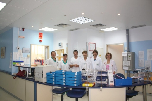 Apoyo a la movilidad de enfermos frágiles en el Hospital Virgen de la Victoria