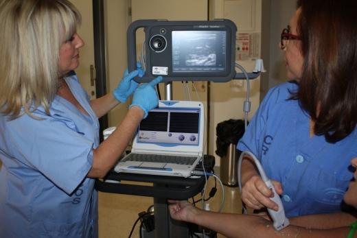 El Hospital Virgen de la Victoria pone en marcha un protocolo específico