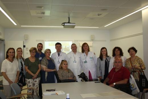Una decena de asociaciones de pacientes colaboran para mejorar los circuitos