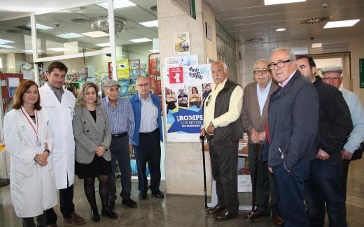 Los hospitales Regional de Málaga y Virgen de la Victoria