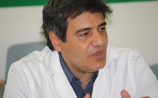 El especialista en Endocrinología y Nutrición, Francisco Tinahones