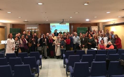 Un centenar de personas asisten a la Comisión de Participación Ciudadana