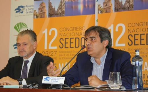 Felipe Casanueva y Francisco Tinahones