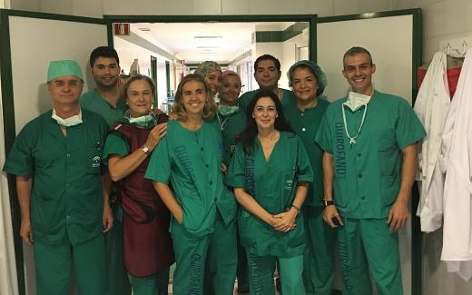 Unidad de Gestión Clínica de Anestesia y Reanimación del Hospital Regional