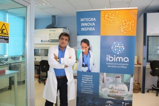 Dr. Francisco José Tinahones Madueño. Director UGCI Endocrinología y Nutrición
