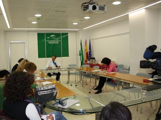 El director Gerente ha presentado en rueda de prensa el balance asistencial