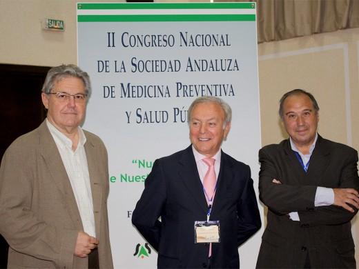 Manuel Carnero Varo, Joaquín Fernández Crehuet y José Guillén Solvas