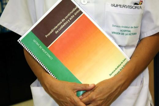 El manual sobre Continuidad de Cuidados y Acto Único es utilizado a diario
