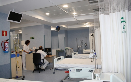 Los hospitales públicos de Málaga han invertido más de 8,5 millones de euros