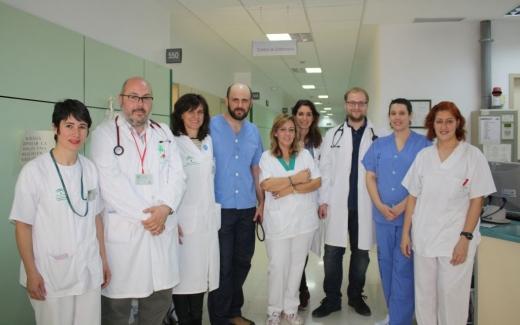 El Hospital Virgen de la Victoria designado centro nacional de referencia
