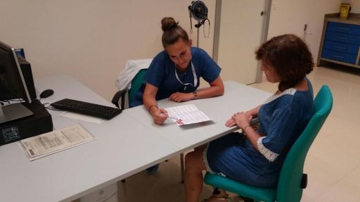 Atención en el Servicio de Urgencias del Hospital Valle del Guadalhorce