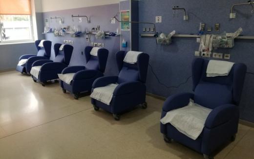 El Hospital Virgen de la Victoria mejora la seguridad y la confortabilidad