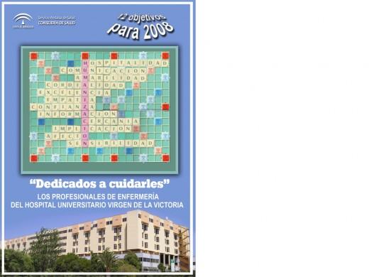 """Cartel de la campaña informativa """"Dedicados a cuidarles"""""""