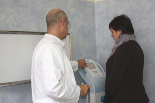 Consulta de Obesidad del Centro de Especialidades San José Obrero