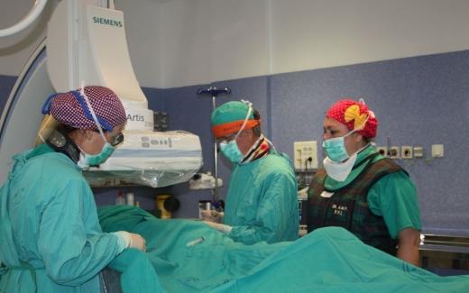 El Hospital Universitario Virgen de la Victoria mejora la calidad y la precisión