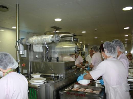 Servicio de Restauración de los hospitales públicos de Málaga