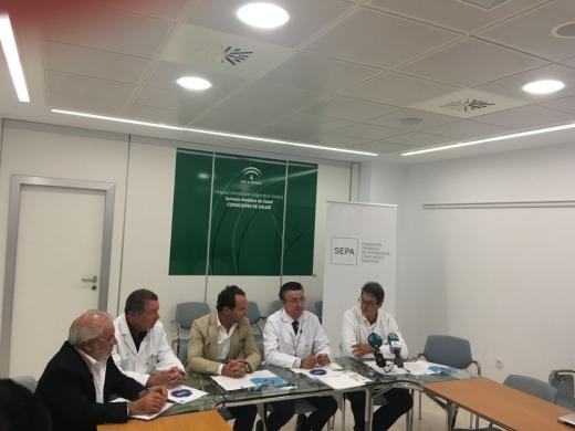 Participantes del Encuentro sobre enfermedades de las encías y cardio-vasculares