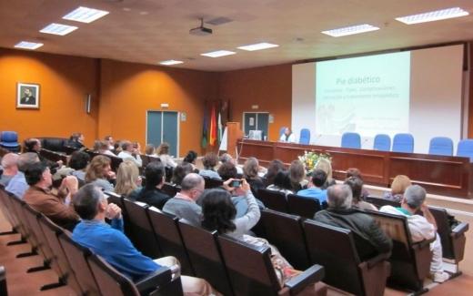 Sesión multidisciplinar organizada por la UGCI Aparato Locomotor