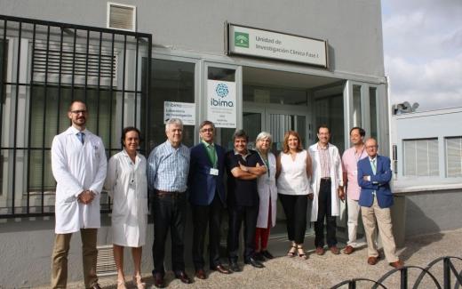 Unidad de Investigación para Fase I del Instituto de IBIMA