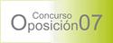 Concurso Oposici�n 2004 - 2007