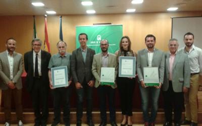 """Los centros residenciales de APAFA y """"Los Filabres"""" reciben la certificación avanzada de la Agencia de Calidad Sanitaria de Andalucía"""