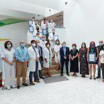 Siete unidades del Hospital Universitario Clínico San Cecilio consiguen la certificación de calidad