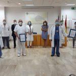 Entrega certificación a 2 unidades AGS Norte de Córdoba_220720