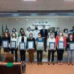 Entrega de certificación a 12 unid y centros sanitarios provincia Almería 211021