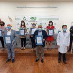 Seis centros y unidades sanitarias de la provincia de Jaén consiguen la certificación de la Agencia de Calidad Sanitaria de Andalucía