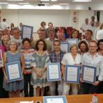 Certificación de 12 unidades del AGS Sur de Granada